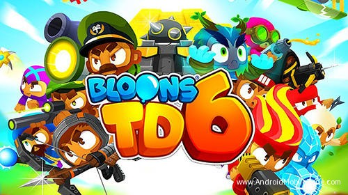 Bloons TD 6 for Android MOD APK 20.1