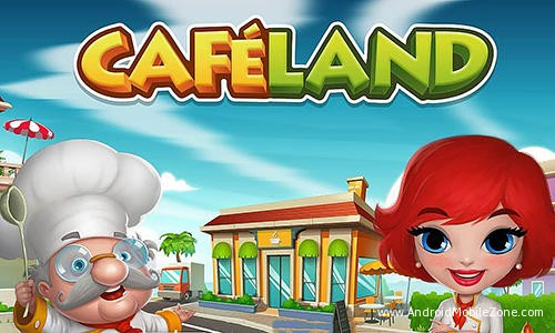 Cafeland World Kitchen MOD APK Free on Android 2.1.43