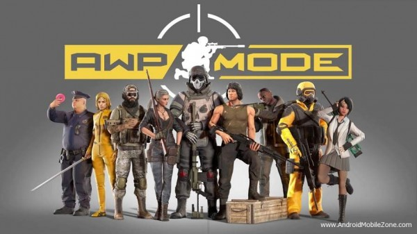 AWP Mode MOD APK Elite online 3D FPS Free on Android 1.4.0