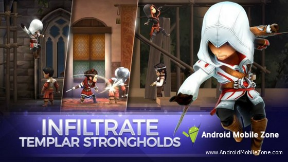 Assassin's Creed Rebellion MOD APK + DATA for Android 2.12.0