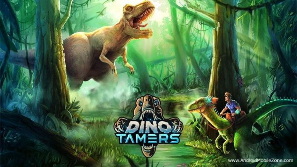 Dino Tamers MOD APK Free on Android 2.11