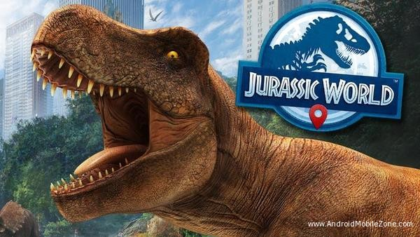 Jurassic World Alive MOD APK Free on Android 1.13.19