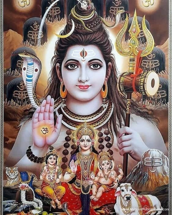 Lord Shiva HD Images Download for Shravan Month