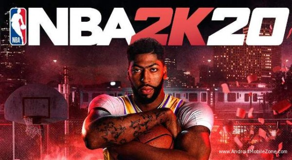 NBA 2k20 MOD APK + DATA for Android 97.0.2 | 98.0.2