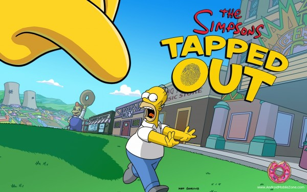 The Simpsons Tapped Out MOD APK 4.49.0