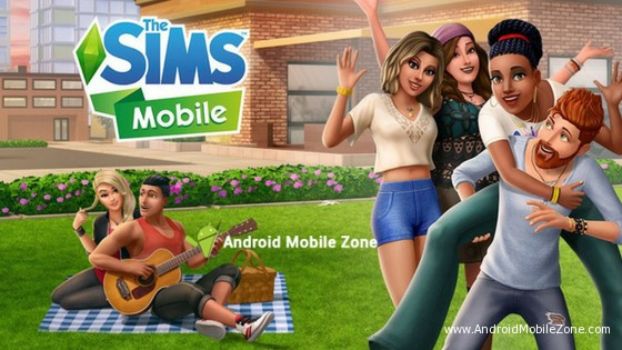 The Sims Mobile FULL APK Free on Android v19.0.0.86305