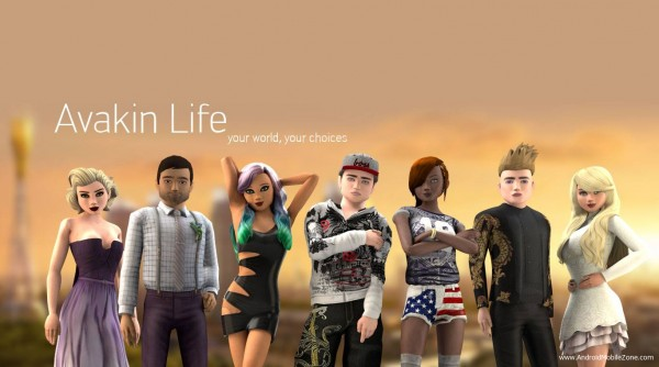 Avakin Life - 3D Virtual World MOD APK for Android 1.026.00