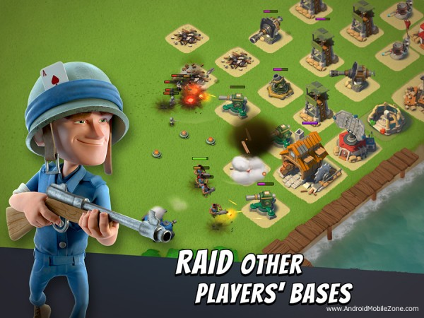 Boom Beach APK 28.262 - Android Game