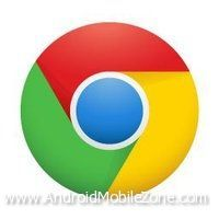 Google Chrome Mobile Browser