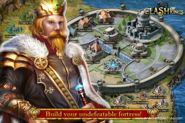 Clash of Kings APK 2.40.0 - Android Game