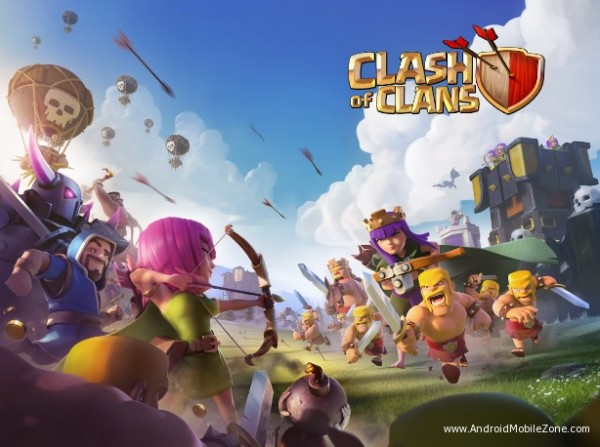 Clash of Clans APK 8.551.18 - Android Game