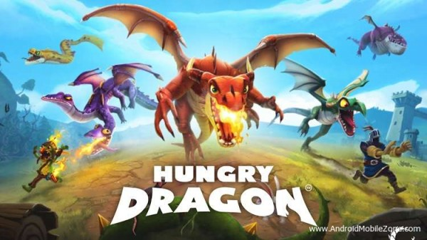 Hungry Dragon MOD APK for Android 3.4