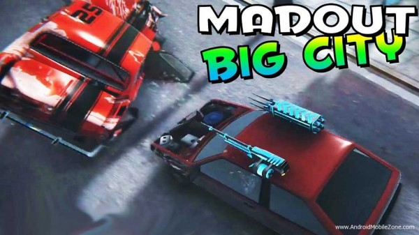 MadOut2 BigCityOnline for Android MOD APK 10.18