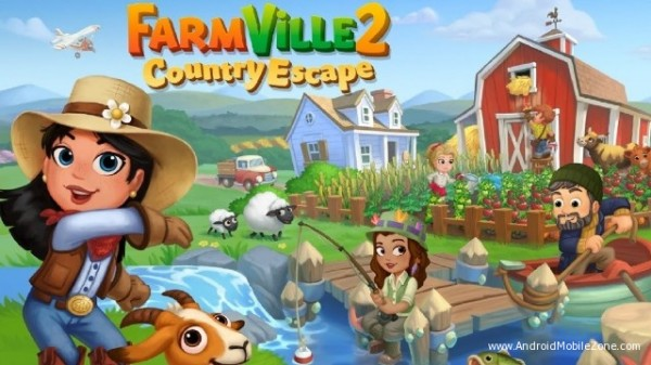 FarmVille 2 Country Escape for Android MOD APK 16.3.6351