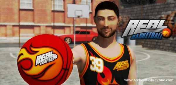 Real Basketball APK 2.1.2 - Android Game