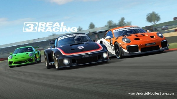 Real Racing 3 APK (MOD, Money/Gold) 9.8.2 for android