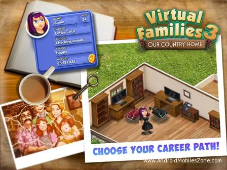 Virtual Families 3 MOD APK 1.0.14 for Android