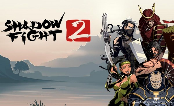 Shadow Fight 2 MOD APK 2.11.1