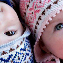 Twince Baby Cover Photo