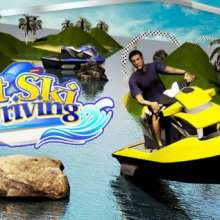 Jet ski driving simulator 3D Android apk game