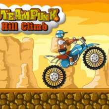 Hill Climb - Steampunk Racing Android Apk Game