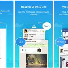 Parallel Space Multiple accounts & Two face Pro APK 4.0.9045 - Android App