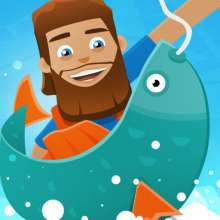 Hooked Inc: Fisher Tycoon APK for Android MOD 2.11.0