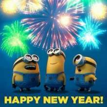Happy New Year 2018 Minions Funny Ringtone