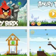 Angry Birds Mult Java Mobile Game