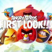 Angry Birds 2 MOD APK + DATA for Android 2.49.0