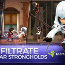 Assassin's Creed Rebellion MOD APK Android 2.8.2