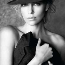 Charlize Theron in Black Hat