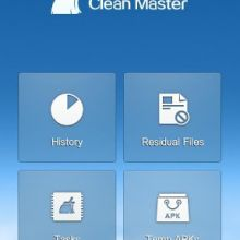 Clean Master cleaner