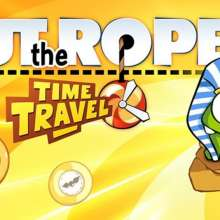 Cut the Rope: Time Travel HD v 1.4.2 Apk
