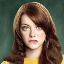 Emma Stone Easy A Movie Wallpaper