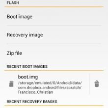 Flashify (for root users)