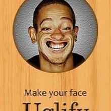 Funny Face Uglify