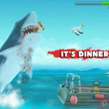 Hungry Shark Evolution MOD APK 8.0.0