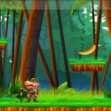 Jungle Monkey Saga 2.0.0 APK for Android Mobile