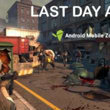 Left to Survive LAST DAY ALIVE MOD APK + DATA 4.1.1