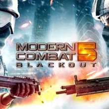 Modern Combat 5: eSports FPS MOD APK for Android 4.4.2h