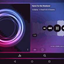 Poweramp 3-873 Premium APK + [Unlocked All ]