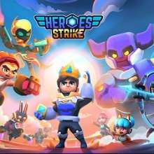 Heroes Strike MOD APK 335 for Android
