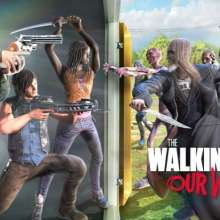 The Walking Dead Our World for Android MOD APK 15.1.5.4216