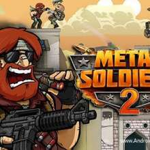 Metal Soldiers 2 MOD APK for Android 2.67
