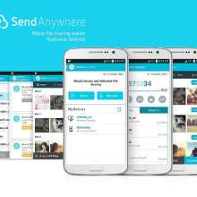 Send Anywhere (File Transfer) MOD APK 9.7.31 - Android App