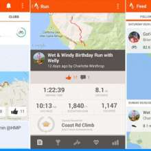 Strava Running and Cycling GPS Premium APK 4.6.3 - Android App