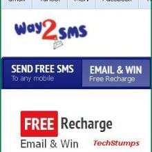 Way2SMS India
