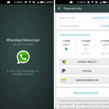 WhatsApp 2014 Latest Version