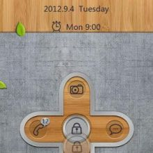 X-CO GO Launcher EX Theme for Android